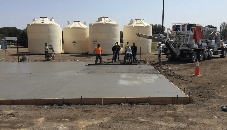 Concrete Deliver Projects