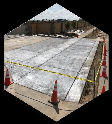 Commercial Concrete From On Demand Concrete Loveland Co